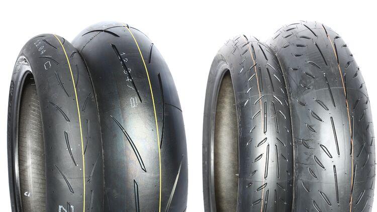 Welcher ist der beste Motorrad-Sportreifen 2015