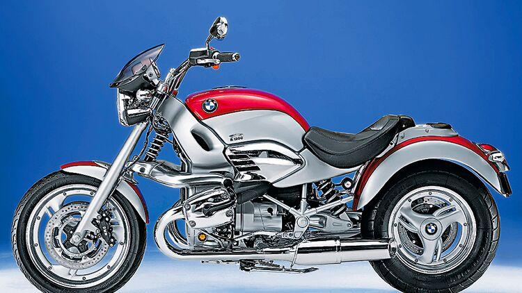 BMW R 1200 C: neuer Chopper von BMW