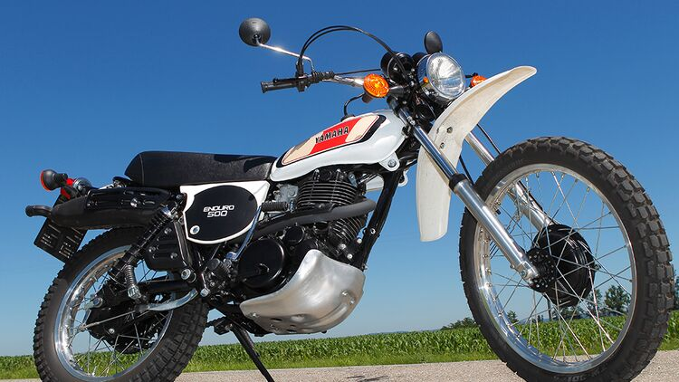 Yamaha Xt 500 Impression Motorradonlinede