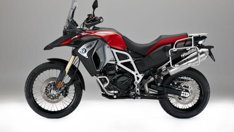 Bmw F 700 Gs F 800 Gs Und F 800 Gs Adventure Motorradonline De