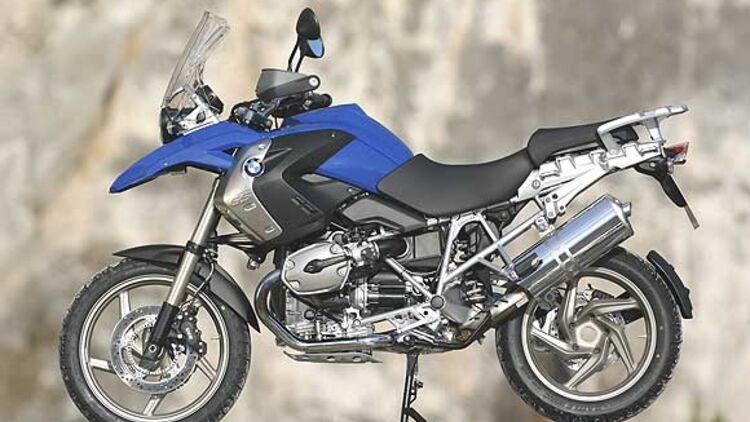 Fahrbericht Bmw R 1200 Gs Motorradonline De