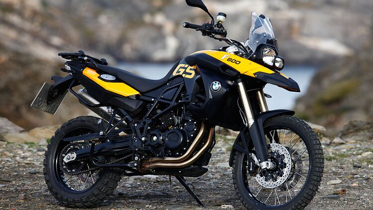 Gebrauchtberatung Bmw F 800 Gs Motorradonline De