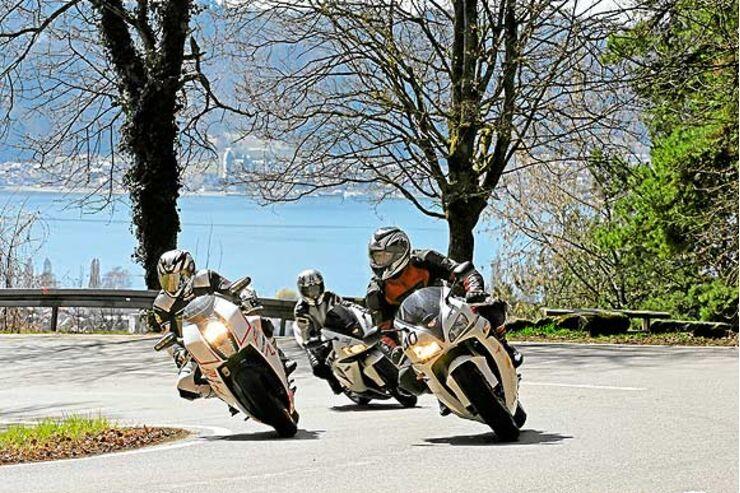 Motorrad leute kennenlernen