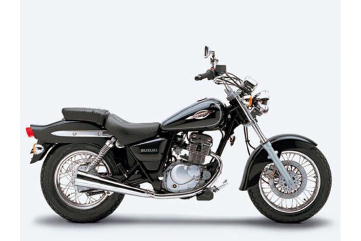 suzuki motorrad gz 125 marauder tests fahrberichte aktuelle neuvorstellungen und. Black Bedroom Furniture Sets. Home Design Ideas