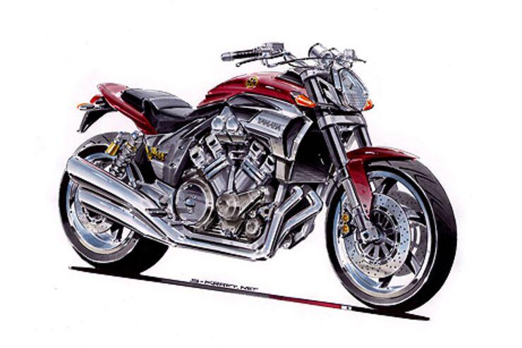 200 Ps Motorrad