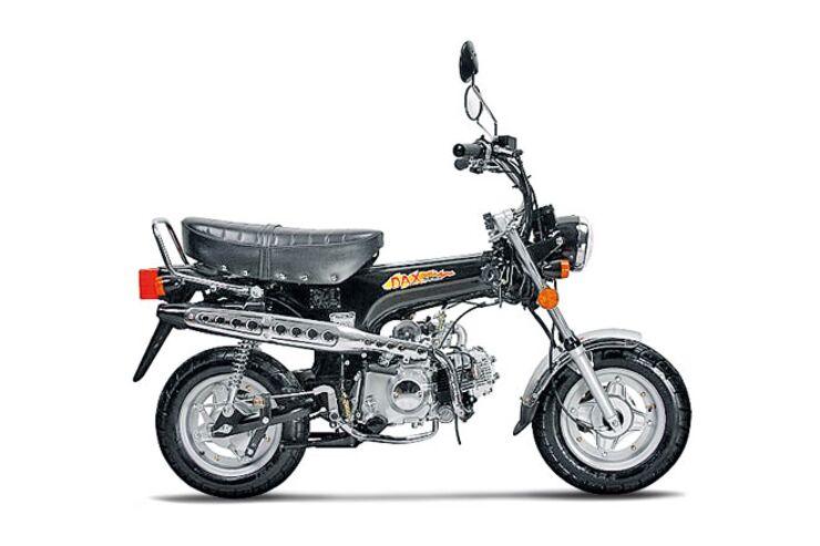 Honda Monkey Tests & Fahrberichte, aktuelle
