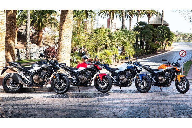 Motorrad-Neuzulassungen im 1. Halbjahr in Europa: Absturz um 17 Prozent in erster Jareshälfte 2020