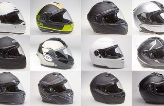 Motorrad-Klapphelme zwischen 139 und 649 Euro im Test   MOTORRADonline.de