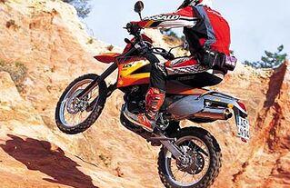 Top Test Ktm 640 Lc4 Motorradonline De